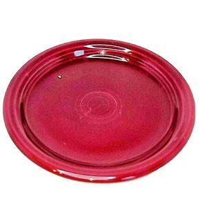 Fiestaware Plate Fiesta Salad Dish Claret